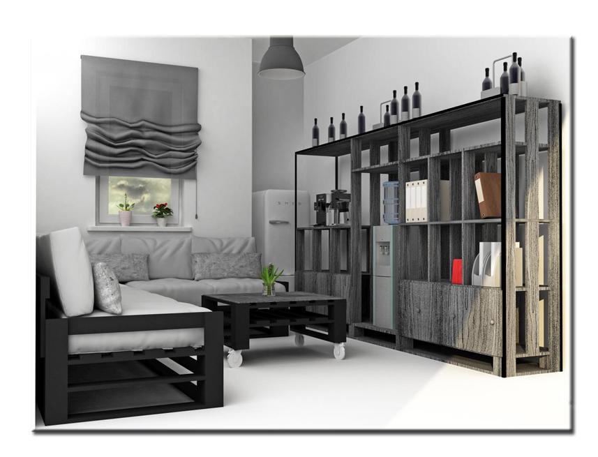 Мебель из паллет и поддонов для гостинной - Страница 3