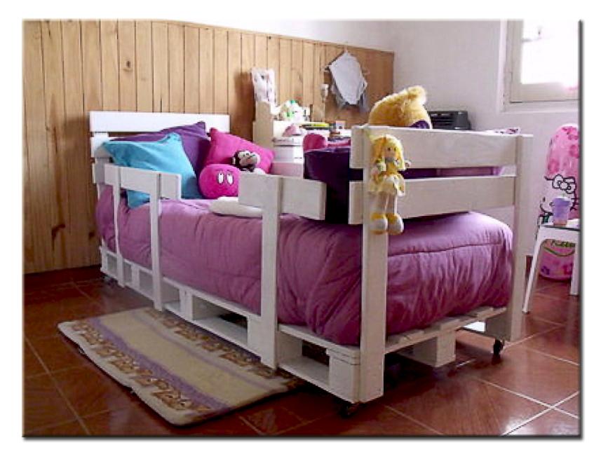 Детская мебель кровать своими руками