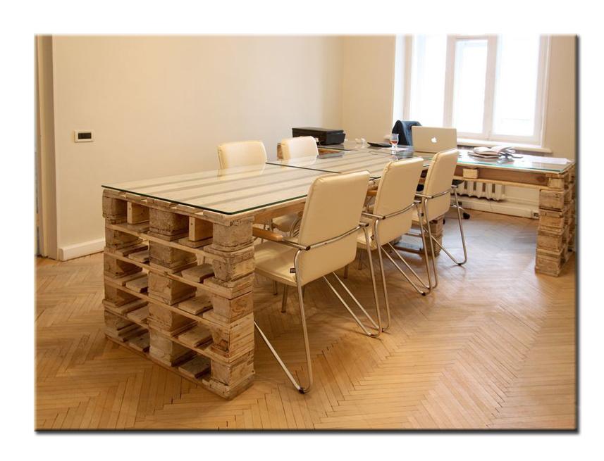 Как сделать стол офисный